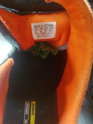 zapatillas de MTB mavic