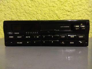 Ford radio cassette