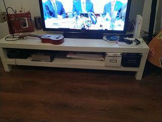 mueble TV ikea lack