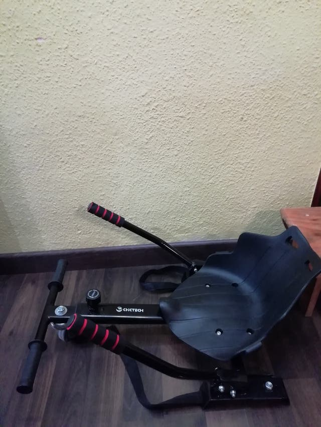 asiento para hoverboard