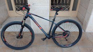 bicicleta de montaña bh expert l