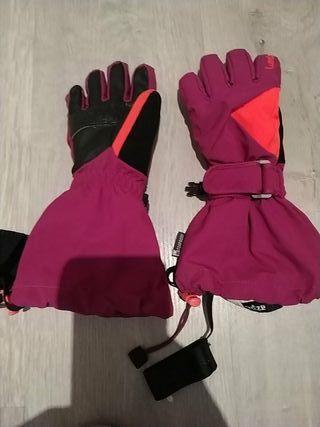 guants esqui nena 4-6 anys
