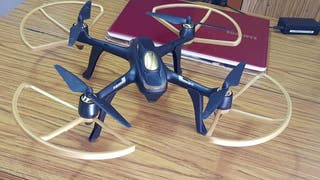 Acesorios del dron hubsan