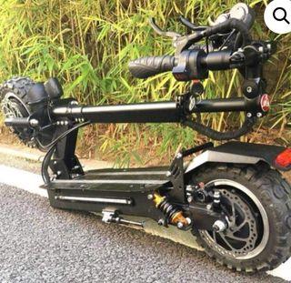 Patinete Dual motor