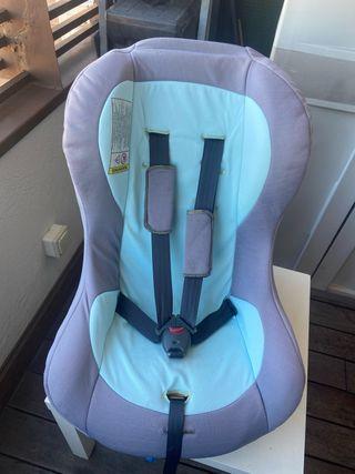 Silla de bebé para coche, grupo 1,2