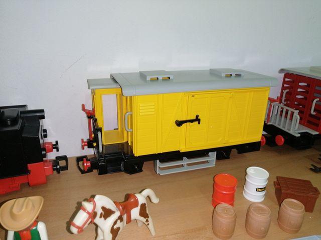 Tren 4029 playmobil