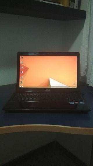 Ordenador portátil ASUS K52Je