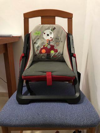 Sillita portable de bebé (trona)