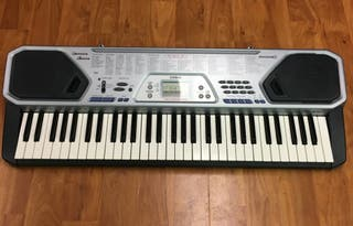 teclado electronico Casio CTK-491