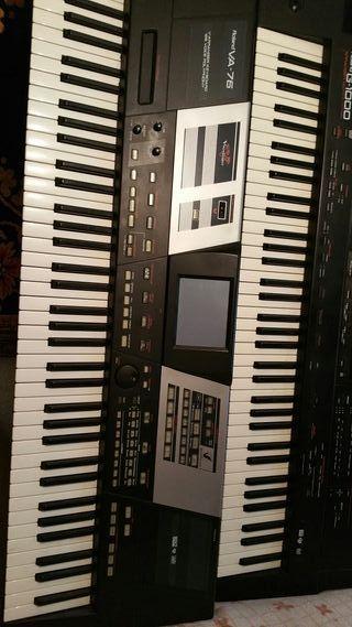 teclado roland va 76