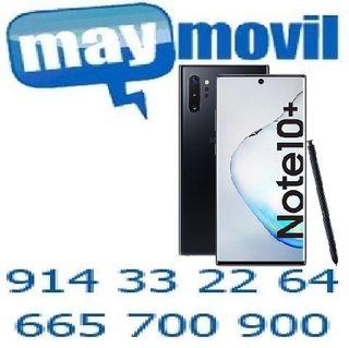 NOTE 10 PLUS 256GB NUEVO -VALLECAS-