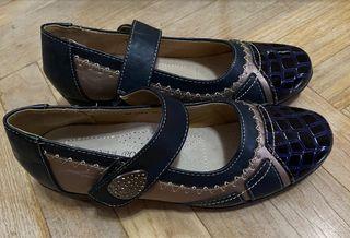 Zapatos cuña señora