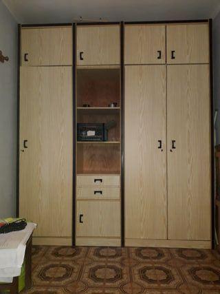 armario con cama abatible
