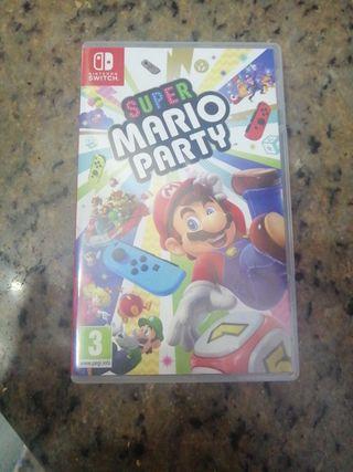 juego Mario party