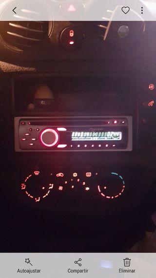 CD MP3 radio