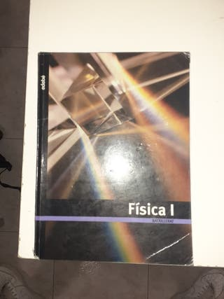 Libro de Física 1r de Bachillerat Cientific Edebe