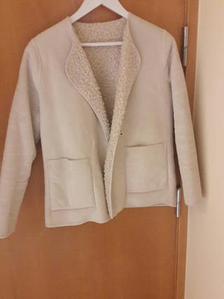 chaqueton eseoese de mujer