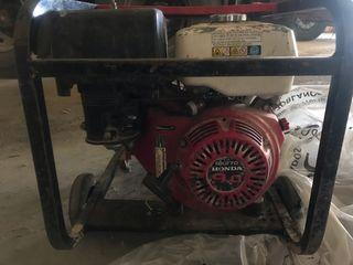 Generador Honda gx-270 4,2kva monofásico