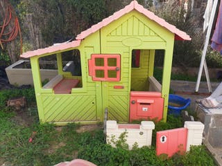 casita de jardin