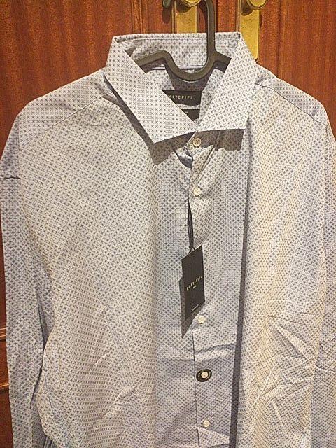 camisa hombre CORTEFIEL XL NUEVA