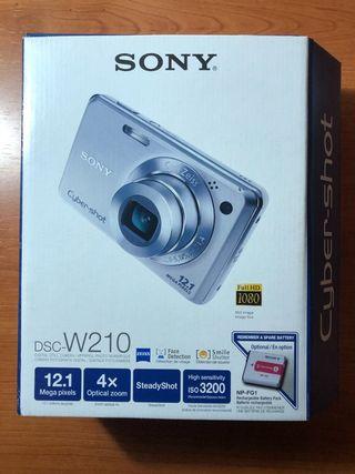 Camara digital Sony cybershot 12 megapixel