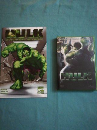Hulk Edición Especial +cómic inedito Marvel