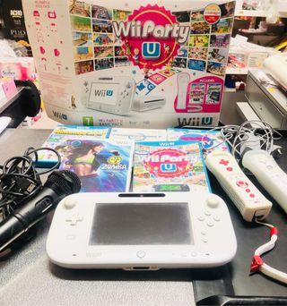 Wii U + juegos