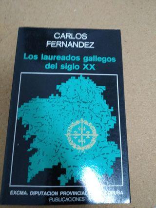 Los laureados gallegos del siglo XX