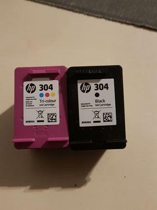 cartuchos para impresora Hp304