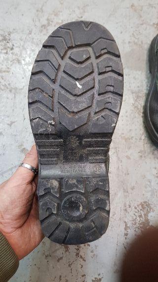 zapatos seguridad chintex