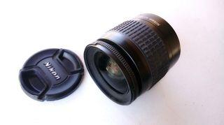 Objetivo Nikon Nikkor 28-80 mm 1:3.3-5.6