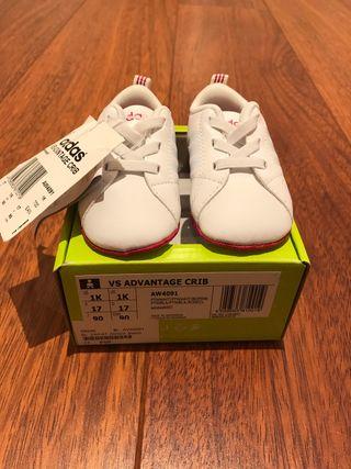 Zapatillas Adidas bebé niña