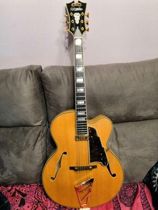 D'Angelico Excel EXL-1 Natural (guitarra jazz)