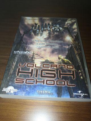 Volcano High School (Wasango) Dvd Castellano