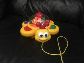 Mariposa juguete