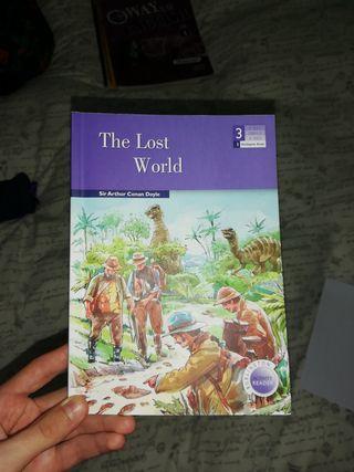 libro de lectura de 3 de la ESO