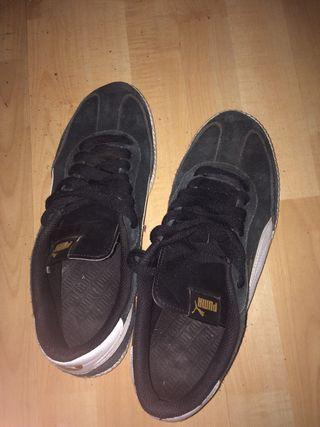 Zapatillas Puma poco usadas