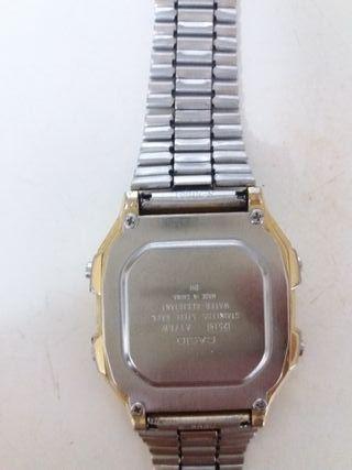 reloj Casio antiguo