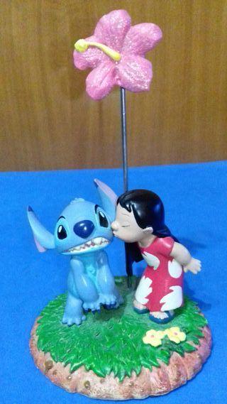 Figuras Lilo y Stitch Euro Disney