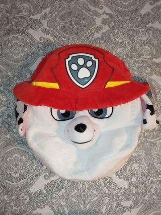 mochila de la patrulla canina