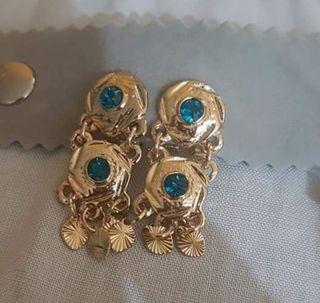 joyas de golfi chapadas en oro