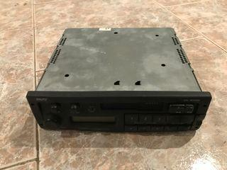 Auto radio con cassete original SEAT