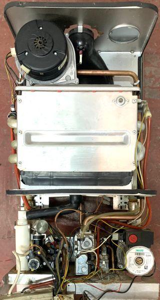 Ferroli Fersystem tech 25c despiece