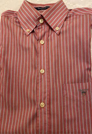 Camisa Gant hombre talla L a rayas