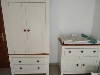 Dormitorio de bebé Tous 'r us