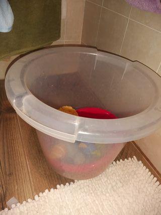 bañera bebé anticolicos