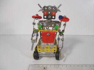 ROBOT MECCANO 15 cm JUGUETE