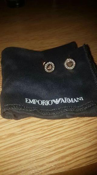 armani earrings