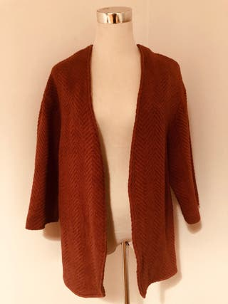 Chaqueta kimono cardigan vintage talla S
