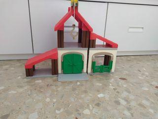 granja de juguete